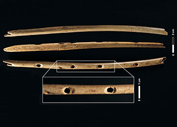 world's oldest music instruments 42,000 y old flutes from Hohle Fels, Germany