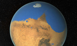 Ancint ocean on Mars