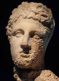 Antikythera - ruined face of a classic beauty